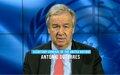 Déclaration d'Antonio Guterres sur l'impact du covid-19 en Milieu urbain