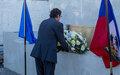 Commémoration Anniversaire Séisme 12 Janvier 2010 : Déclaration de Presse faite par le système des Nations Unies en Haïti