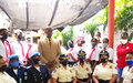 BINUH Police supports the sensitization of female students to apply in the police