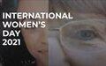 Message vidéo diffusé à l'occasion de la Journée Internationale des Femmes (8 Mars 2021)