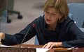 Security Council Session on the United Nations Integrated Office in Haiti (BINUH) 4 October 2021